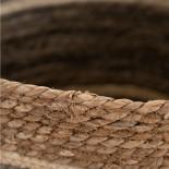 Cesta fibras naturales. Varios tamaños.