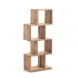ARUNDEL Estantería 55x132 madera teca