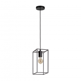 LENNOX Lámpara de techo de acero