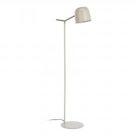 Lámpara de pie Alish de metal