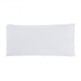 Almohada Dulcia de fibra hueca siliconada 30 x 60 cm