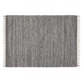 Alfombra Paolina 160 x 230 cm gris