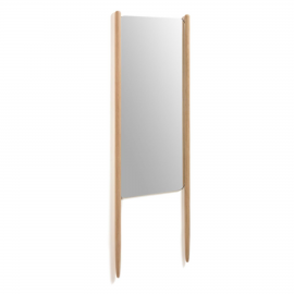 Espejo Natane madera abedul 54 x 160 cm