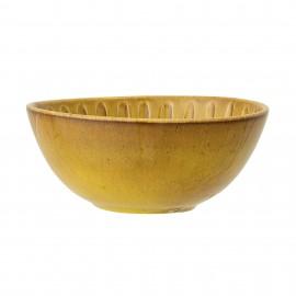 Bowl cerámica amarillo.
