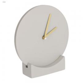 Reloj Tahiel gris de Ø 19,9 cm