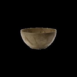 Bowl efecto madera grande.