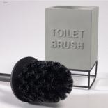 Escobilla de baño Jainen negro