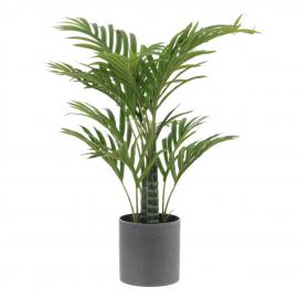 Planta hojas verde artificial 35 X 35 X 55 CM