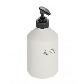 Dispensador de jabón Lali blanco