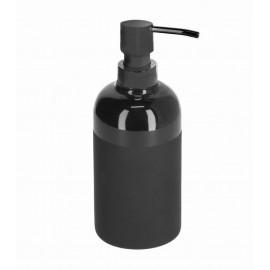 Dispensador de jabón Riga negro