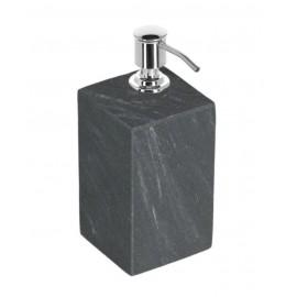 Dispensador de jabón Aixa mármol negro