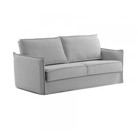 Sofá cama Samsa 160 cm poliuretano gris