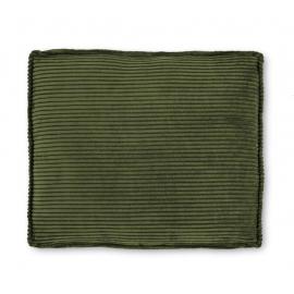 Cojín Blok 50 x 60 cm pana verde