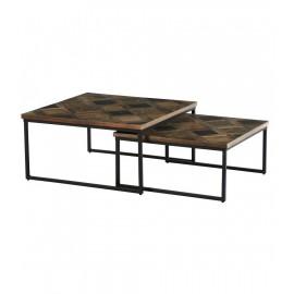 Set mesas de centro.