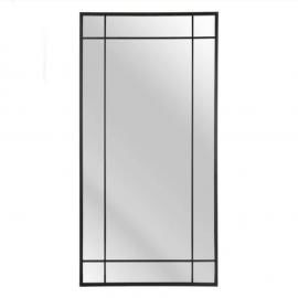Espejo pared. 90x2x180 cm.
