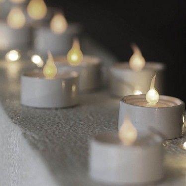 Pack de 6 velas.