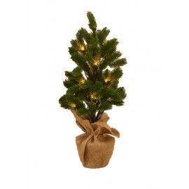 Árbol de navidad estilo nórdico.
