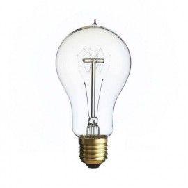 Bombilla filamento Edison. E27-40w.
