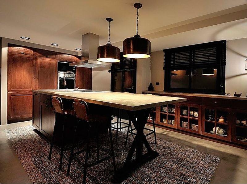Diseño de cocinas a medida en A coruña.